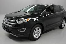 Green Ford SUVs / No matter which make or model, Green Ford has the SUV you really want! http://bit.ly/1QFk3jV