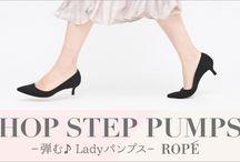 ROPE' / ROPE' mademoiselle |2016 AUTUMN&WINTER