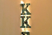 Kappa Is the Place to Be / by Kelly Elizabeth