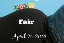 2014 Lansing Baby Fair / Info and vendors that will be featured in 2014 Lansing Baby Fair. Come out and see us April 26th 2014