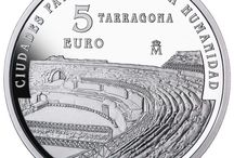 Monedas Euro conmemorativas FNMT