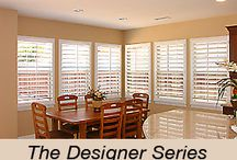 Our Designs / View the plantation shutters designs available at Golden West Shutters. Our experts offer free consultation and have successfully installed plantation shutters in various homes in the Orange County, CA area.