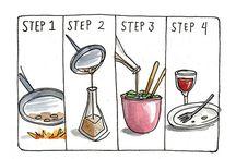 시도해 볼 요리법