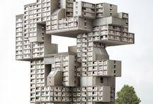 Le Corbusier meets Dadaism