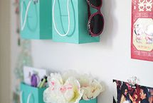 Room decoration/organization