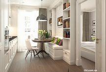 Design Small flat