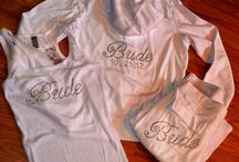 Bridal Party / Ashlee's wedding