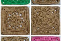 More granny squares