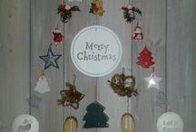 Kerst / Kerst decoratie.