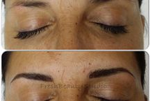 Natural Permanent Makeup Micro Stroking by Nikol Johnson / I studied in Los Angeles with Susan Church owner of The International Institute of Permanent Cosmetics. My technique is called 3D eyebrows using 3 custom colors. For more information and samples of my work go to www.freshbeautystudio.com