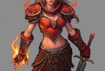 ELF (Blood) • Female