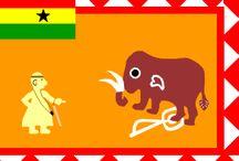 Asafo flags