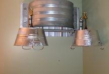 Industrial lighting / #Industrial lighting @ #thefarmevents