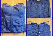 Corsetten gemaakt door Atelier Naaiz11