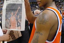 Syracuse basketball / by Tammy Mccarthy