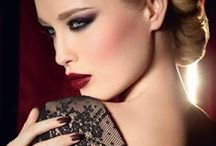 Gatsby Inspired Hair & Make-up