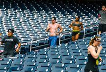 Stadium Sprint Training Plan
