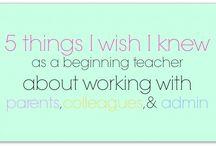 Aprender enseñar  / by Audrey Johnson