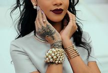 My queen RiRi