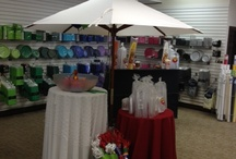 Geyer Wedding and Event Rental Items / Items that you can rent from our store!