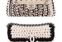 Crochet bags fashion