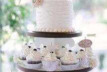 Wedding cakes))