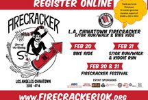 2016 Firecracker Run/Bike Ride Event and Festivities / For 2016 Firecracker Run/Bike ride event and festivities registration, please visit www.firecracker10k.org/ in details.