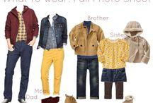 Fall Family Wardrobe Ideas