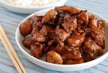 pratos oriental