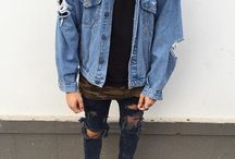 The hipster look