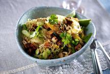 Vietnamesische salate