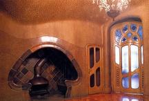 Gaudí Antonio / by Maria del Carmen Rabell