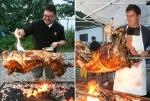 Meatopia / Some delicious pictures from London's Meatophia Festival.