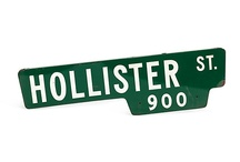 Hollister / by Brandy Jones