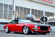 Airplanes and Cars / by HotRodRegal