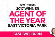 Agent of the year East Vic Park