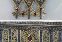 Turkmen Jewelry