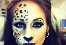 Halloween makeup / by Daniella Means