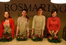 Flower Courses by ROSMARINO