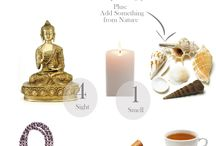 Meditation space ideas