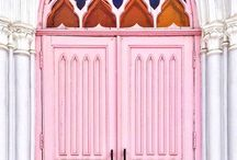 TRAVEL / Pink / All the perfect pink places in the world!