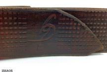 Ishaor leather belts