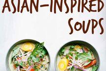 Soup Recipes / My favorite soup recipes.