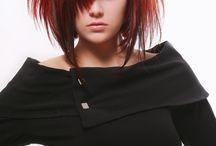 Cortes e cores cabelos feminino / cuts and colors female hair