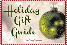 Holiday Gift Guide 2016 / The Two Classy Chics Holiday Gift Guide for 2016 - Runs October 1st through December 20th, 2016
