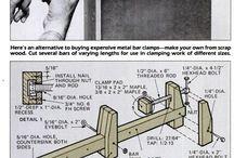 DIY wood work tools