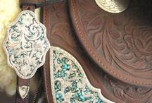 saddle silver