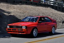 To the Quattro / Audi Quattros 1980-1987