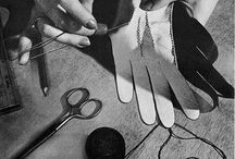 Gloves - Making in Leather