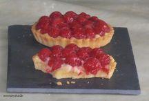 recettes de tartes sucrees et salées / Galettes des rois,Tartes,tartelettes,pâte feuilletée,pâte à croissants